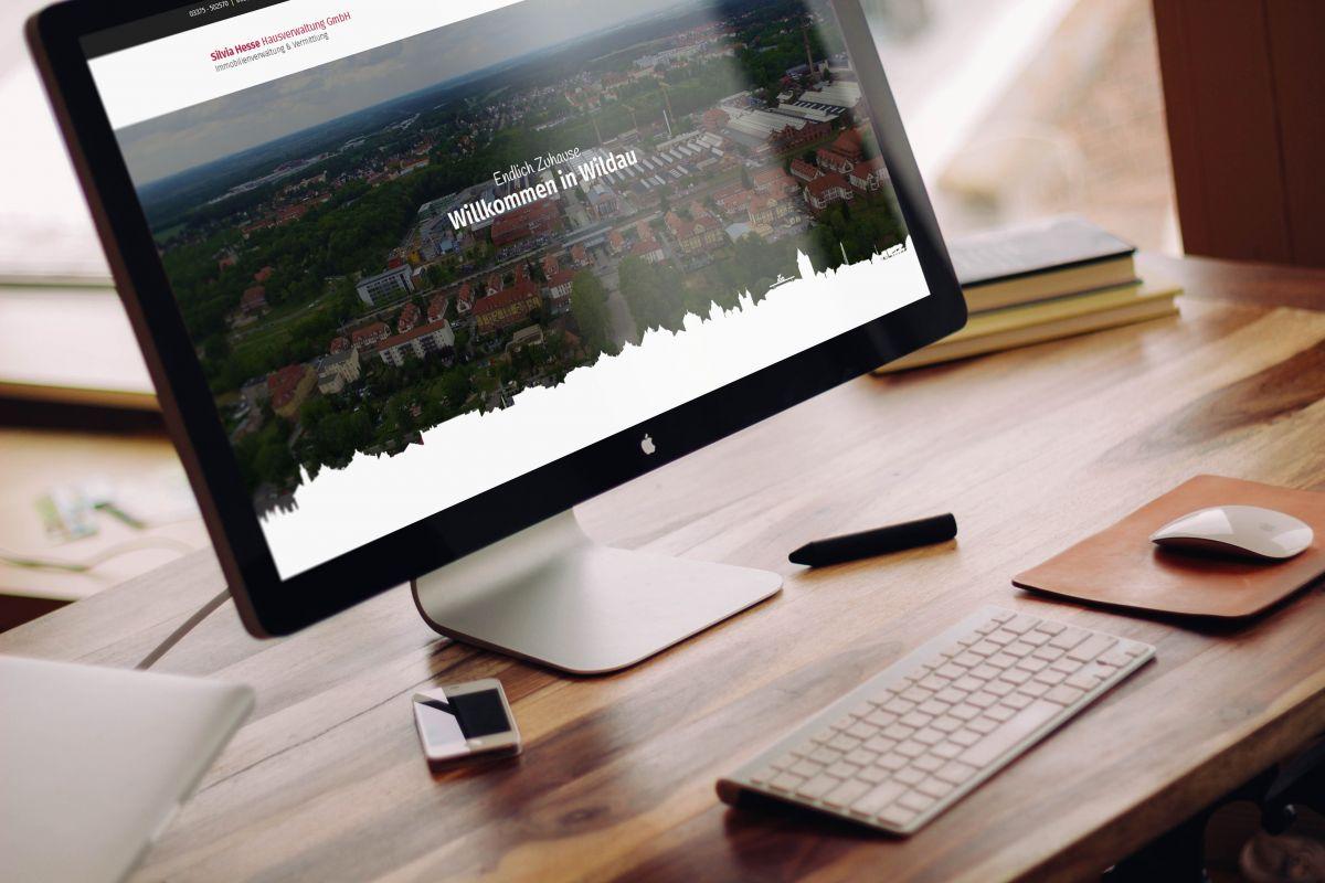 Hesse Hausverwaltung Webseite